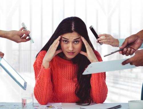 Las consecuencias de padecer estrés laboral