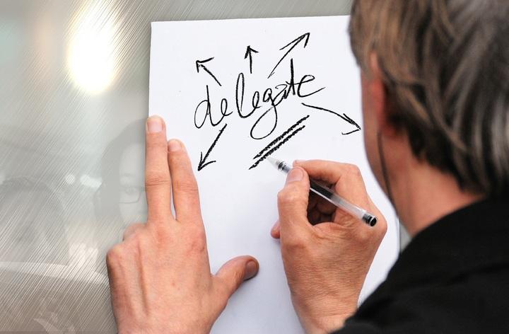El arte de delegar sin miedo
