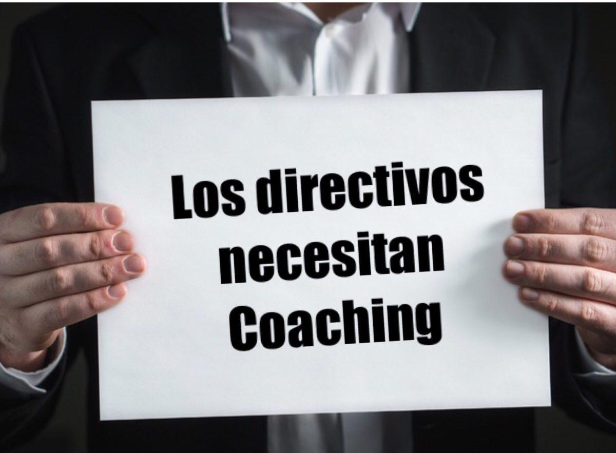 Los directivos necesitan coaching