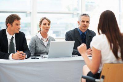 Estrategias para afrontar con eficiencia una entrevista de trabajo