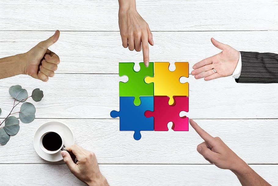 Organización, equilibrio y liderazgo