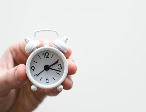 Siete pautas para utilizar tu tiempo de manera más efectiva