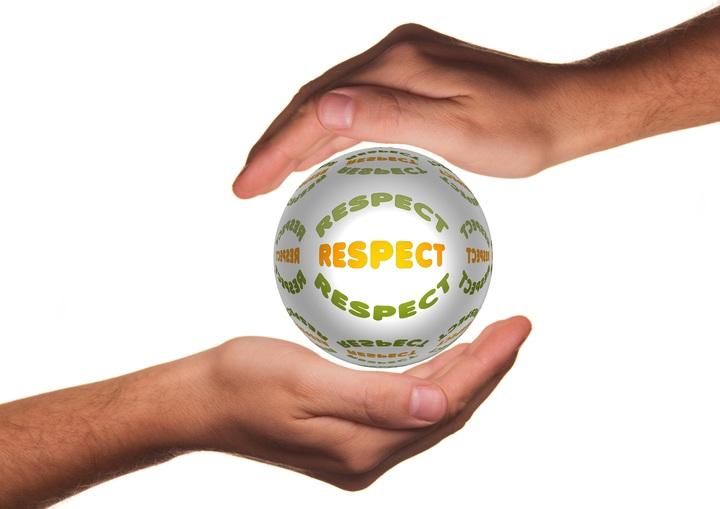El arte de respetar