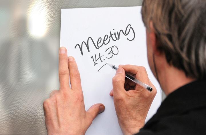 Cómo hacer una reunión eficaz
